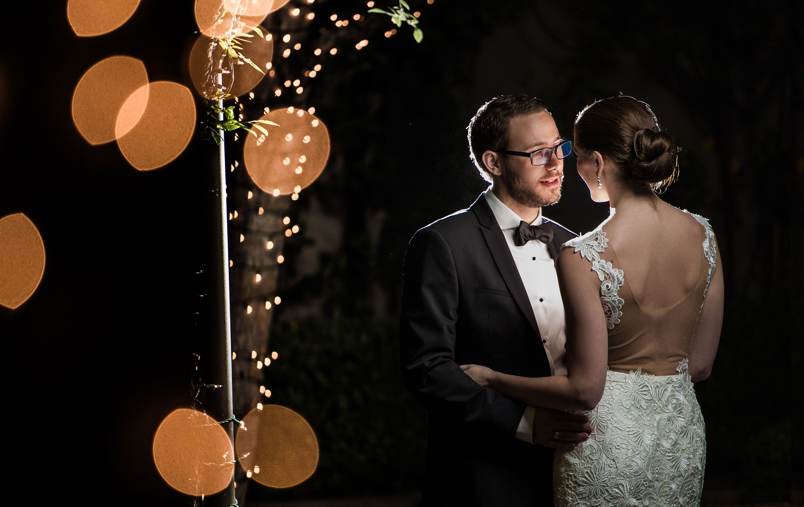 Luxe Sunset Hotel Boulevard Wedding Photography