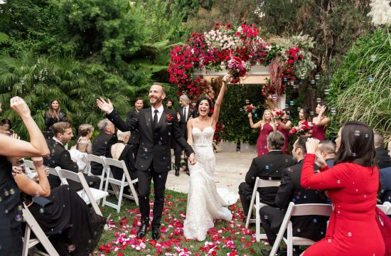 Hotel Bel Air Wedding Photography